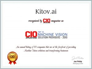 Read CIO Applications magazine interview with Hanan Gino