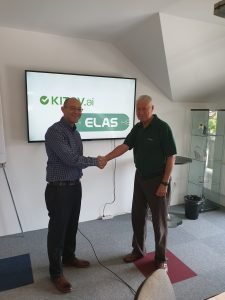 Kitov.ai and ELAS enter a distribution agreement in Hungary