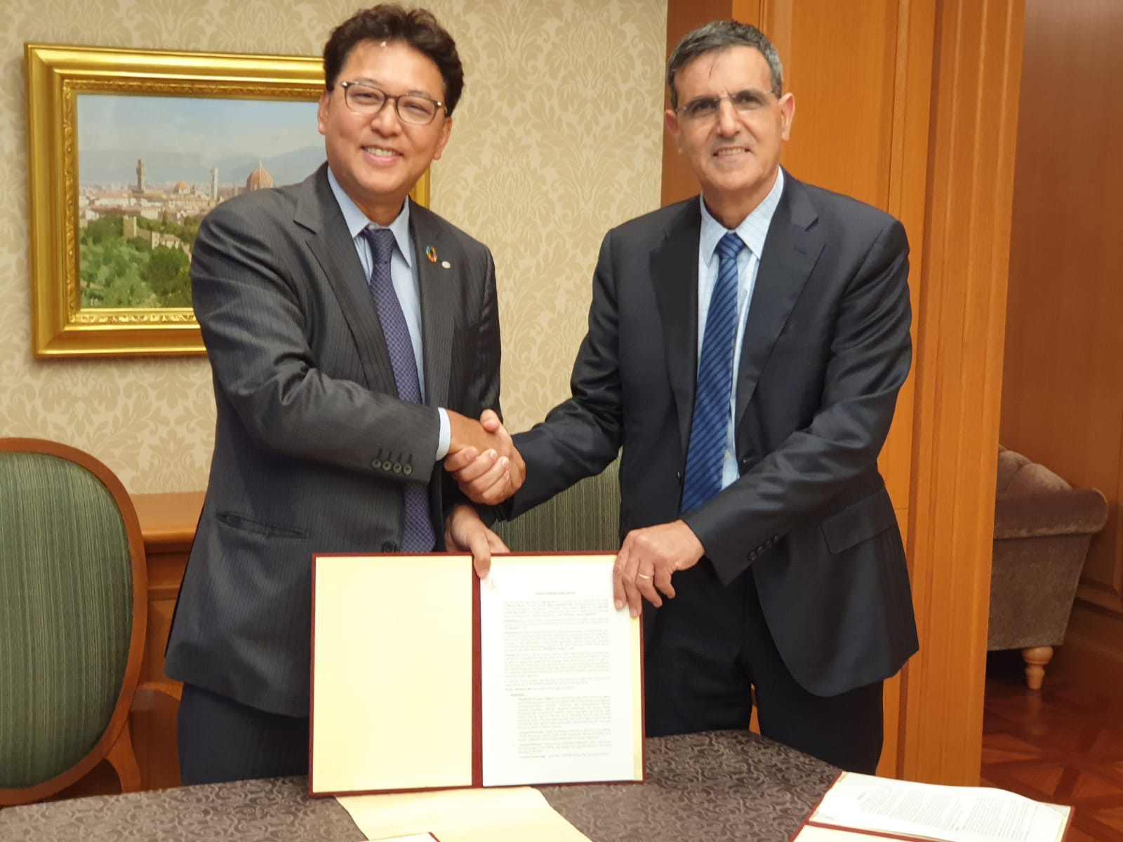 DENSO and Kitov.ai signed a Partnership Agreement for adopting Kitov's Smart Visual Inspection Technology across DENSO's manufacturing lines.