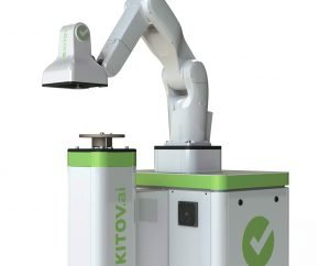 New Kitov CorePlus Hybrid Vision Systems Combine Deep Learning, 3D Imaging, and Intelligent Robotic Planning in One Platform